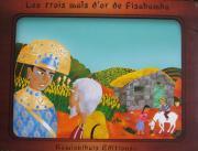 Les trois maïs d'or de Pisabamba