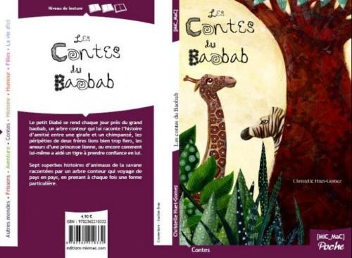 les contes de l'arbre à coeur, les contes du baobab, [mic_mac], roman jeunesse