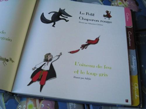 mon premier recueil d'histoires de loup, auzou