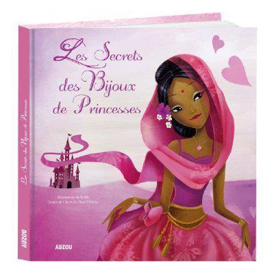 Mon coffret de princesses et de bijoux, sybile, livre enfant, jeunesse