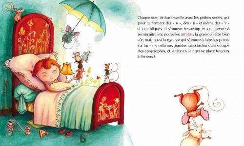 l'alphabet du grenier, éditions grenouille, amélie Callot, album jeunesse, apprendre à lire