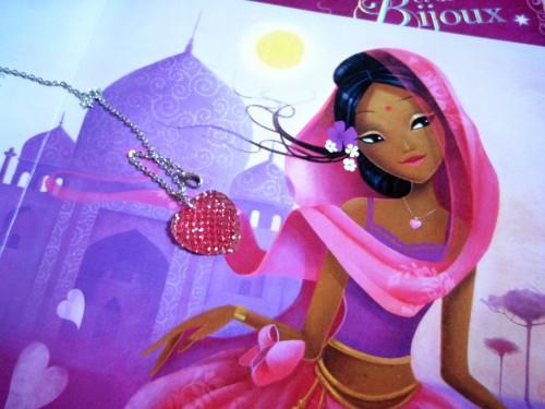 mon coffret de princesses et de bijoux, auzou, sybile