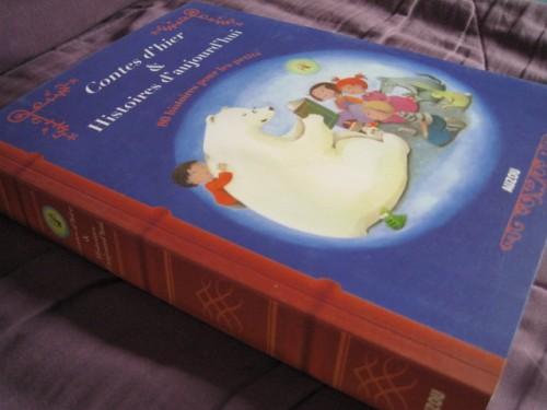 contes d'hier et histoires d'aujourd'hui, auzou, recueil, jeunesse
