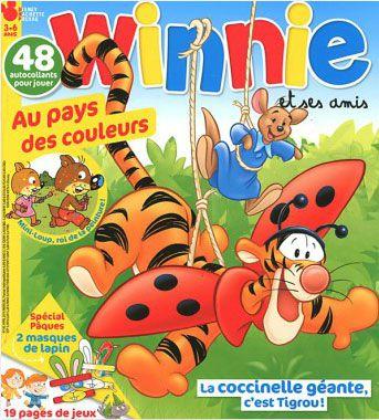 magazine winnie